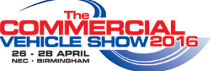 The Commercial Vehicle Show 2016